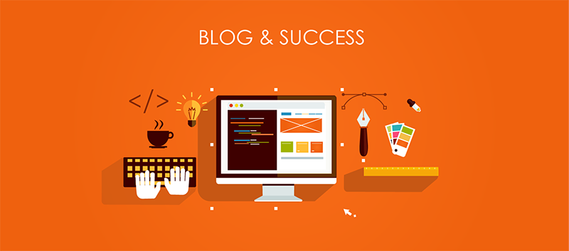Elements for a blog