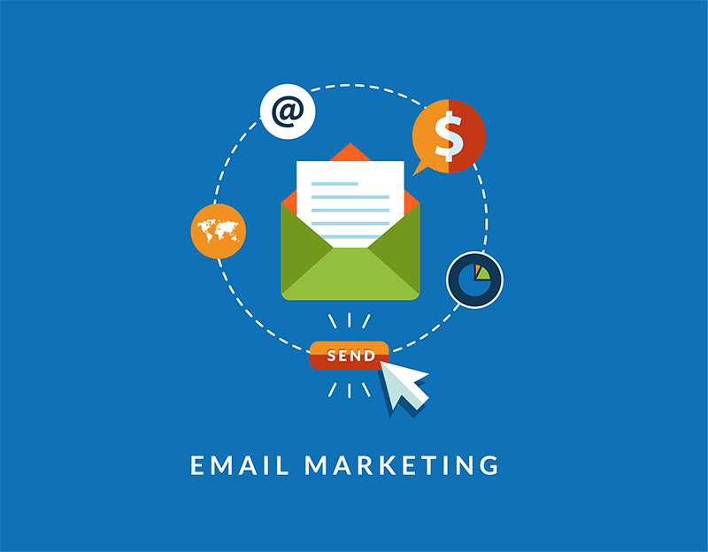 Email Marketing Strategy illustration