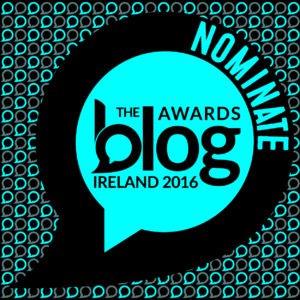 The Blog Awards Ireland 2016