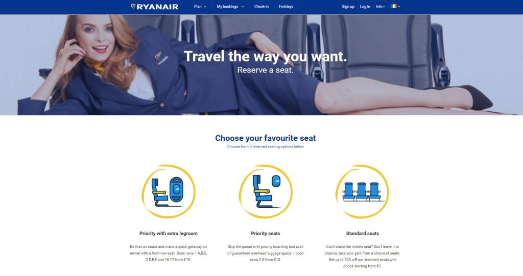 up-selling-ryanair