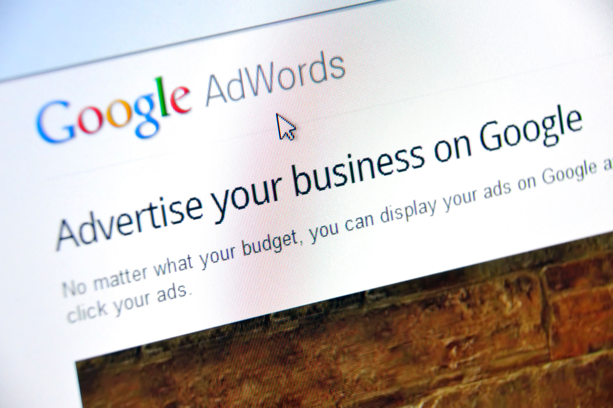 How much does Google Adwords cost? | The Web Centre